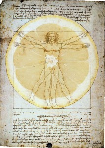 Vitruvian Lemon