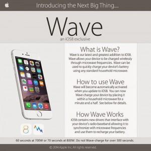 iOS-wave